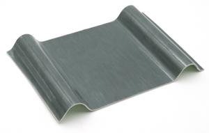 anti-corrosion tile Dark grey