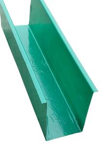 定制绿色天沟--厚度2.0mm